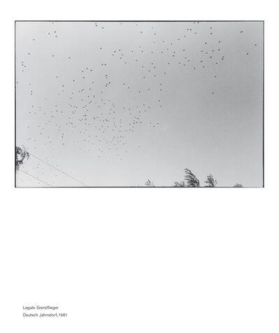 Seiichi Furuya, 'Staatsgrenze 1981-1983 (Deutsch Jahndorf)', 2016