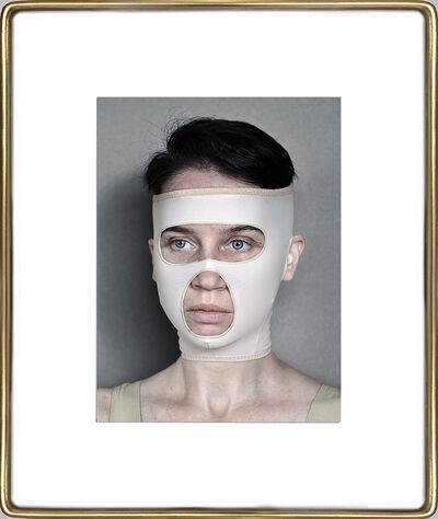Aneta Grzeszykowska, 'Beauty Mask #4', 2017