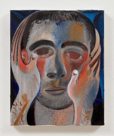 Louis Fratino, 'Silver Tom', 2019