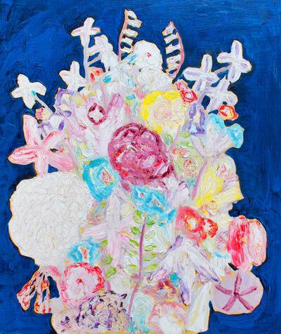 Lee, Hiechun (이희춘), 'Drawing for Flower; Garden of Dream', 2018