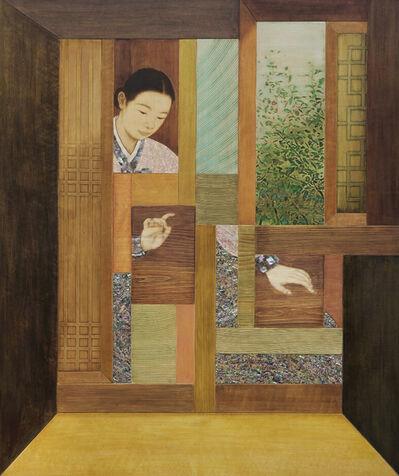 Kim Duck Yong, 'Woman02_2015', 2015