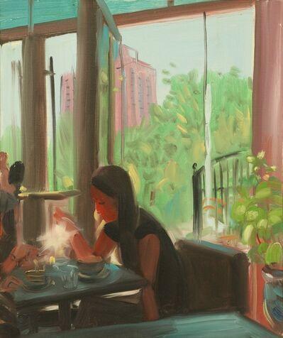Zhang Jian 章剑, 'café', 2018