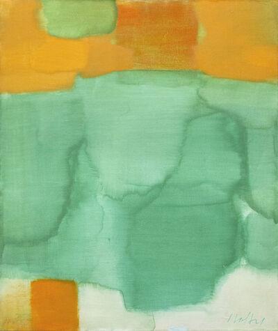 Carl Holty, 'Flowering', 1961