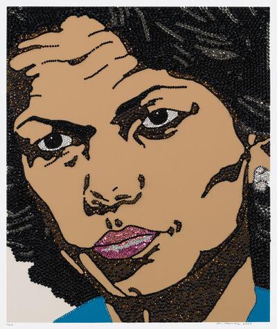 Mickalene Thomas, 'Condoleezza Rice, from When Ends Meet', 2007