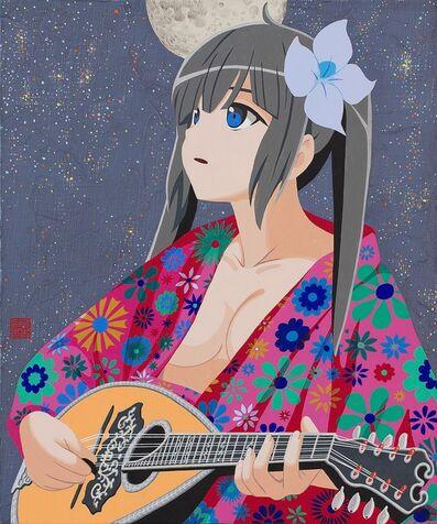 Hiroshi Mori, 'Lovers #3 HM featuring TF', 2015