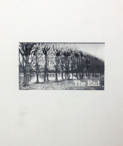 Andreas Albrectsen, 'The End (13)', 2014