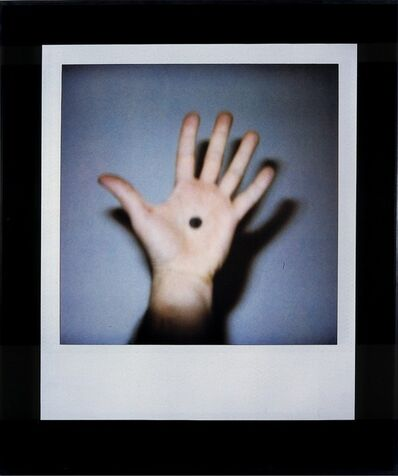 Douglas Gordon, 'Hand with Spot  D', 2001