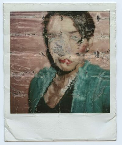 Maripol, 'ERASED MP SX 70'S', 1981