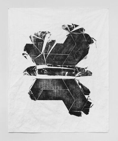 Matt Calderwood, 'Interrupted Projection 1.7', 2014