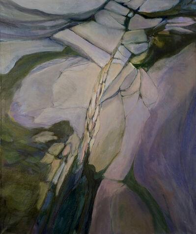 Regina Silvers, '#190 Mink Hollow Split Rock', 1997