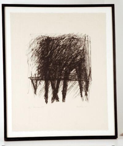 Jack Tworkov, 'Barrier L#1', 1965