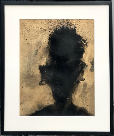 Richard Hambleton, 'Shadow Head Portrait', 1983-1995