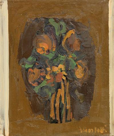 Ennio Morlotti, 'Fiori', 1964