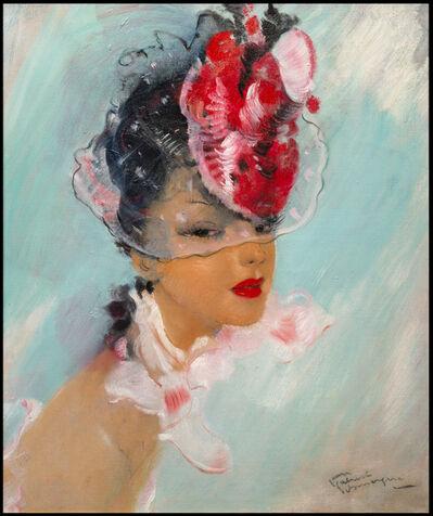 Jean Gabriel Domergue, 'Carmen', 1930-1950