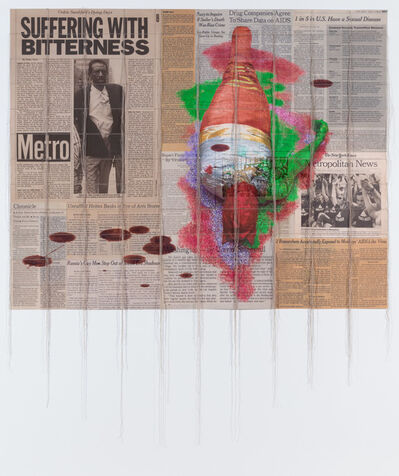 Hunter Reynolds, 'Suffering with Bitterness', 2015