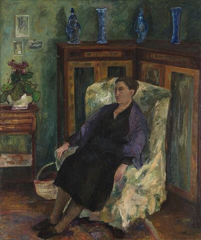 """Ernesto Treccani, '""""Portrait of the Mother""""', 1950s"""