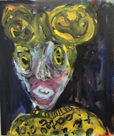 Nyasha Marovatsanga, 'A Glimpse of Society II', 2020