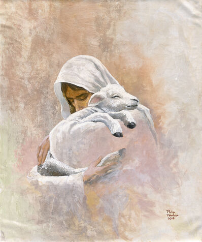 Philip Mantofa, 'My Shepherd 我的牧羊人', 2018