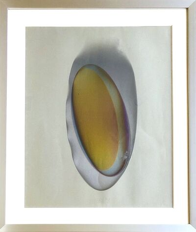 Larry Bell, 'MELGY 22', 1984