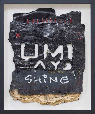 Robert Hodge, 'Umi Says', 2019