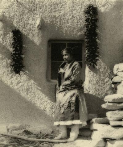 Forman Hanna, 'A Hopi Maiden', 1920-1929