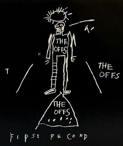 Jean-Michel Basquiat, 'Basquiat The Offs 1984', 1984
