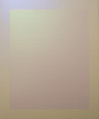 Shingo Francis, 'Four Sides Symmetry (green-violet)', 2020