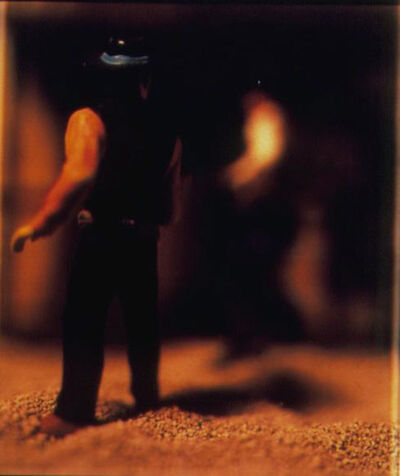 David Levinthal, 'Wild West 88-PC-C-4', 1988