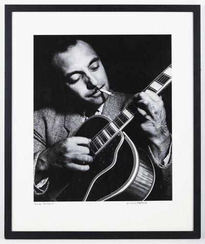 William Gottlieb, 'Jean Baptiste 'Django' Reinhardt', 1946