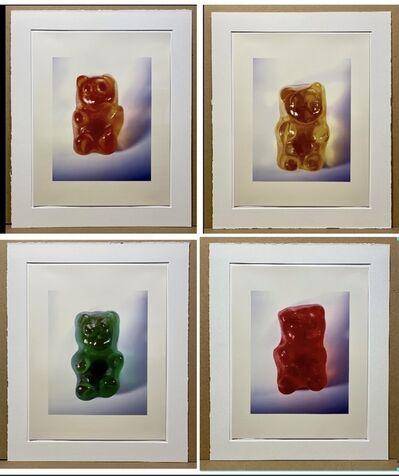 Vik Muniz, 'Gummy Bears', 2002