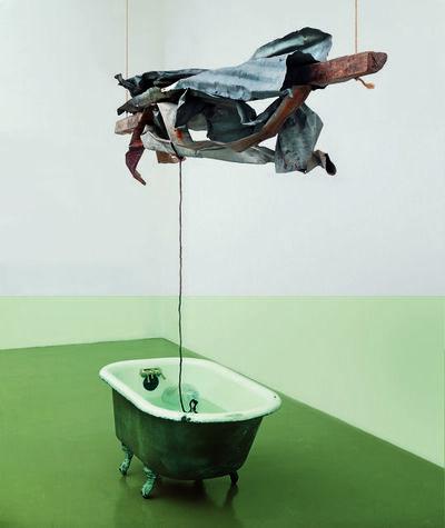 Robert Rauschenberg, 'Sor Aqua (Venetian)', 1973