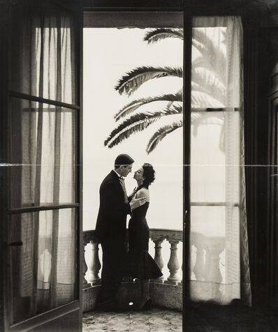 Norman Parkinson, 'Dorian Leigh: Five Portraits from Monaco to Monte Carlo, for Susan Small', 1957