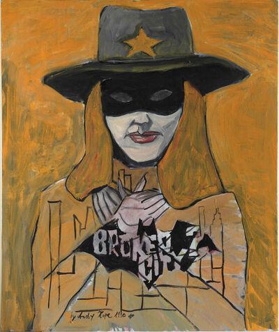 Andy Hope 1930, 'Broken City', 2013