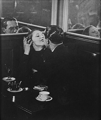 Brassaï, 'Lovers, Place d'Italie', ca. 1932