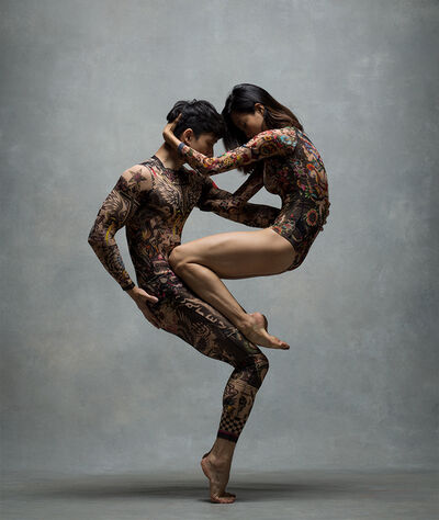 Ken Browar and Deborah Ory, 'Bruce Zhang, American Ballet Theatre and WanTing Zhao, Principal, San Francisco Ballet, Clothing by DSquared2', ca. 2019