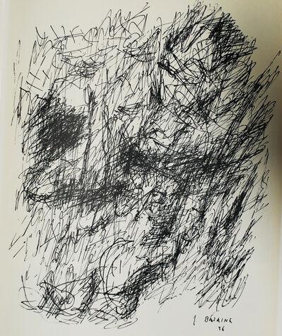 Jean Bazaine, 'Derrière le Miroir : 10 ans d'édition', 1956