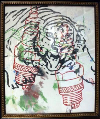 Peter Mars, 'Tiger', 1990