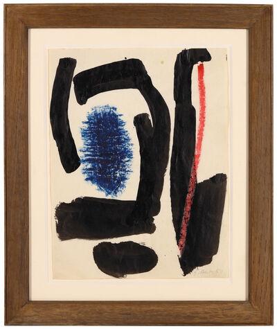 Stephen Gilbert, 'Cobra drawing', 1951