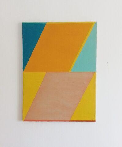 Jai Llewellyn, 'Gold Dust on my Feet', 2018