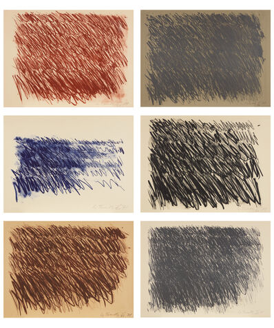 Cy Twombly, 'Untitled', 1971