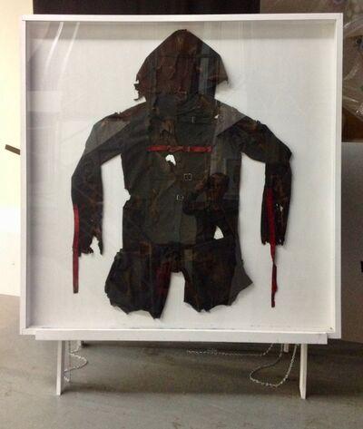 Randall Okita, 'No Contract (burn suit)', 2011