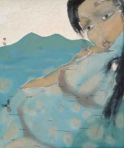 Liu Qinghe, 'The River Is Full', 2010