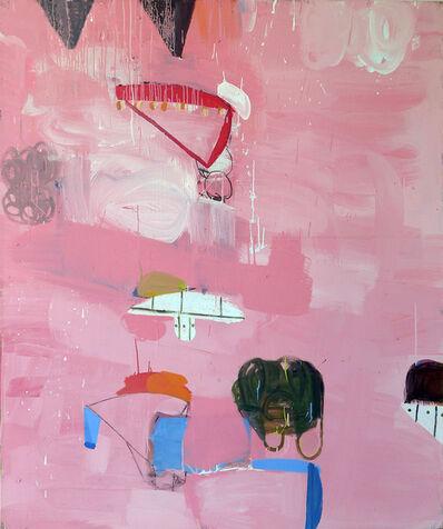 Gary Komarin, 'Big Pink Antibes', 2021