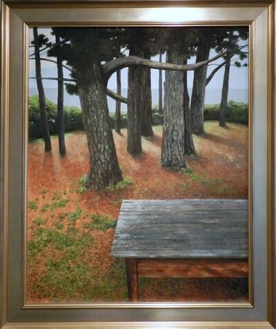 James Blake, 'A Table in the Forest by the Sea', 2013