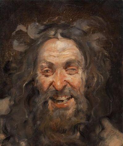 Sebastian Salvo, 'Self-Portrait as Dionysus', 2018