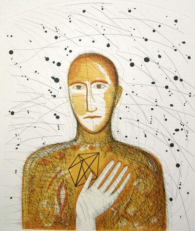 Mimmo Paladino, 'Geometrico', 2008
