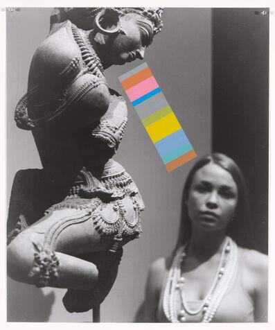 George Woodman, 'Alexandria and Dancing Sculpture', 2012