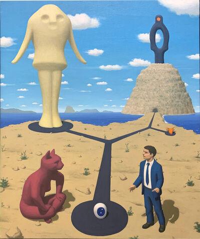 Pierre Monestier, 'Les Enigmes', 2017