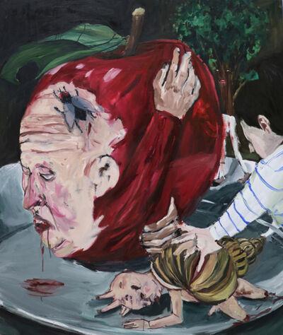 Eduardo Berliner, 'Maçã [Apple]', 2017