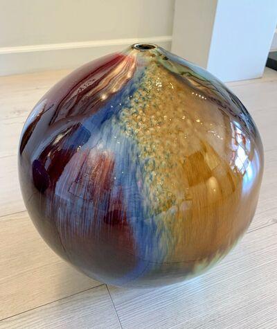 Pan QiQun, 'Porcelain Sculpture (no stem)'